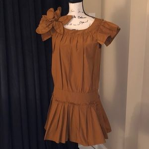 Marc Jacobs Drop Waist Dress Size 8 NWT